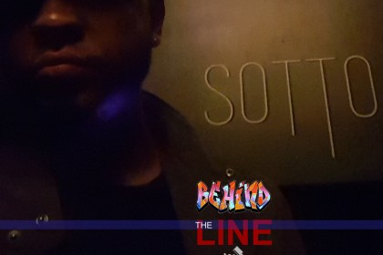 DJ Stylus: Live from Behind The Line vol. 3