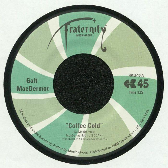 Galt McDermot Coffee Cold Fraternity