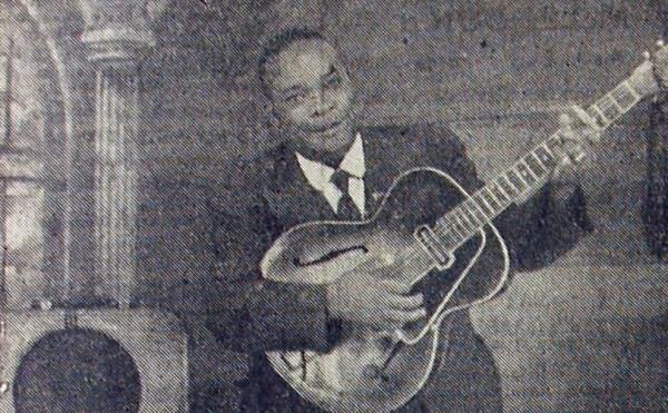 Reverend Utah Smith