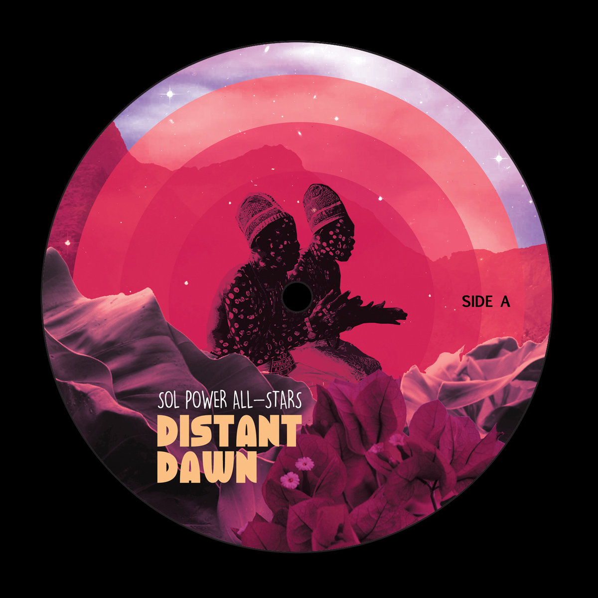 The Sol Power All-Stars Distant Dawn
