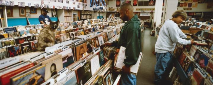 DJ Shadow Entroducing