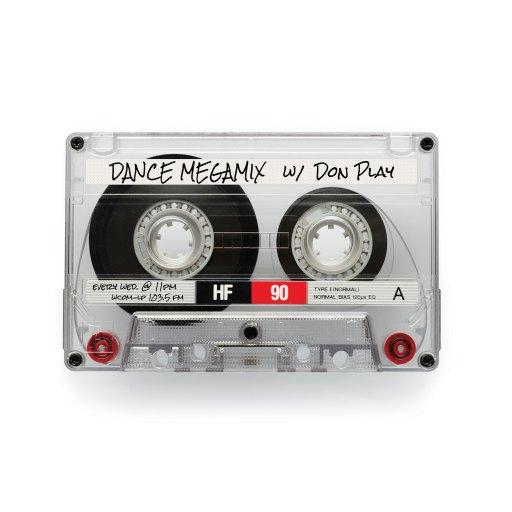 Dance Megamix w/ Don Play :: North Carolina's Disco Mixer