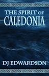 Spirit of Caledonia Science Fiction Book Cover
