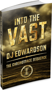 Vast Science Fiction Book Cover