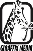 Giraffix Media Logo - Publishing, Graphics, and Film
