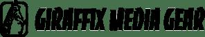 Giraffix Media Gear - Science Fiction swag from author DJ Edwardson