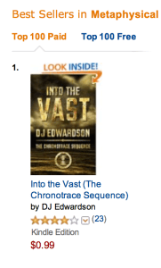 Metaphysical Science Fiction Ranking for Into the Vast