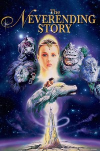 never ending story movie poster