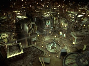 city of ember neighborhood