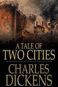 A Tale of Two Cities Cover