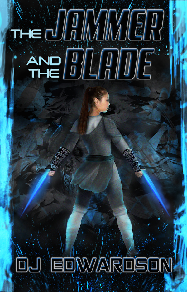 jammer and the blade - new cover
