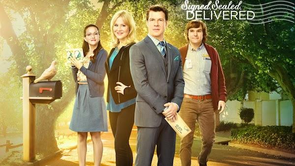 signed sealed delivered tv show