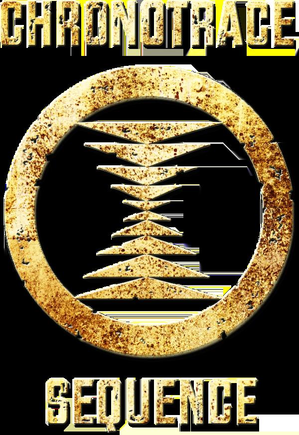 chronotrace logo science fiction
