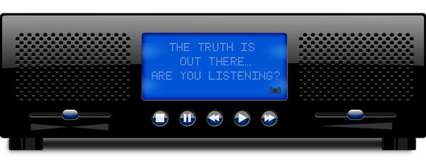 music player message