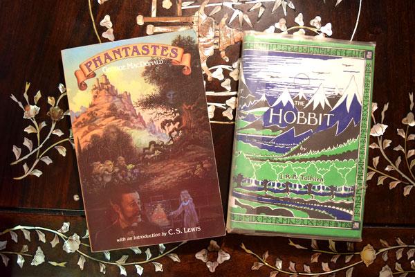 phantastes hobbit books