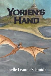 Yorien's Hand Book Cover
