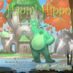 happy hippo cover eastman