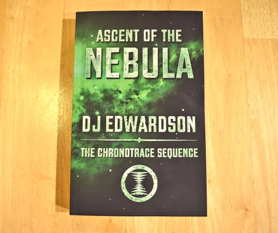 Ascent of the Nebula proof copy