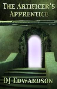 Artificer's Apprentice Cover - Steampunk by DJ Edwardson