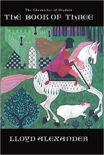 prydain book of three cover