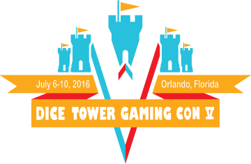 Dice Tower convention 2016