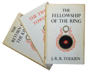 lord of the rings first edition