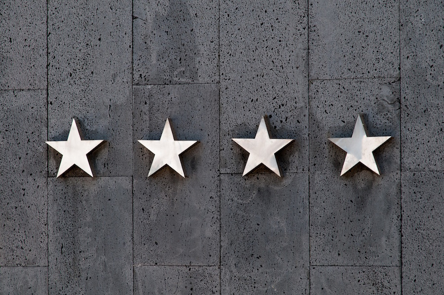 reviews stars