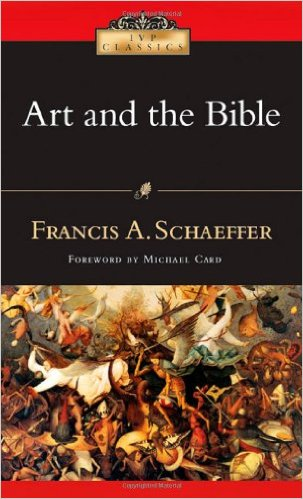 art and the bible cover francis shaeffer