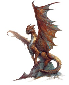 most magnificent dragon