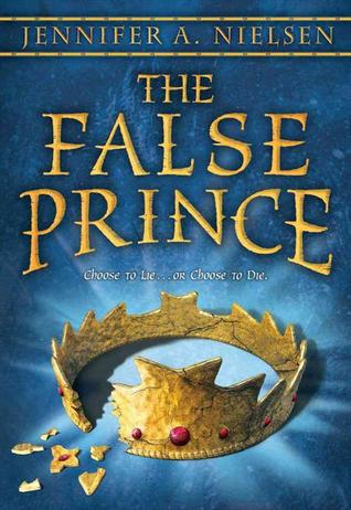 false prince book review cover