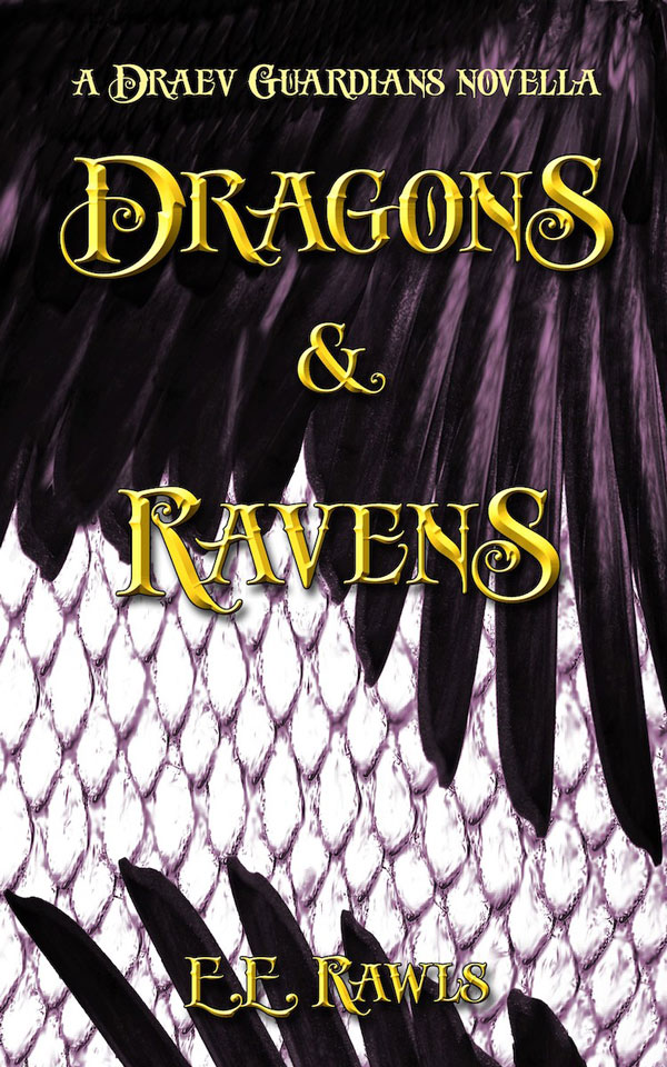 Dragons Ravens ebook cover