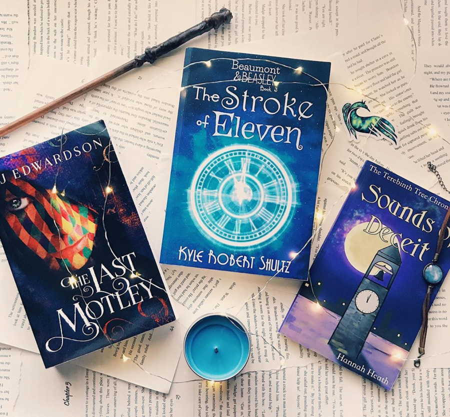 last motley stroke of eleven paperbacks