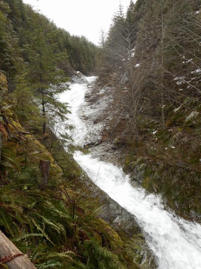 Hall Creek Falls