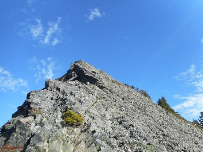 The McClellan Butte scramble