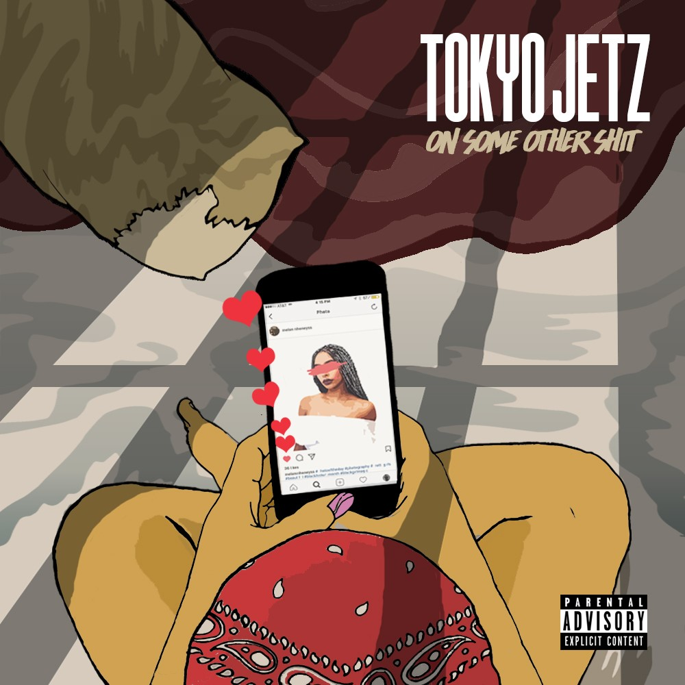 """Grand Hustle's Own Tokyo Jetz Releases Hot New Single """"On Some Other Sh*t"""" off Upcoming Gift for Fans"""