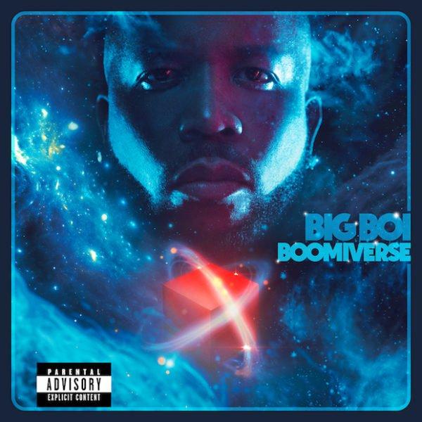 Big Boi Reveals 'Boomiverse' Artwork and Tracklist