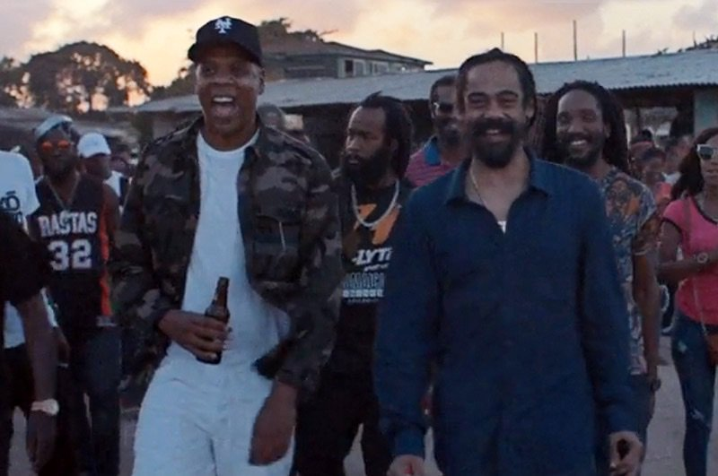 JAY-Z – BAM (feat. Damian Marley)[Music Video]