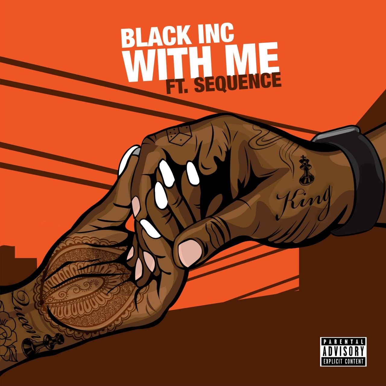 "Timbaland Affiliate SeQuence Joins Black INC On ""With Me"""
