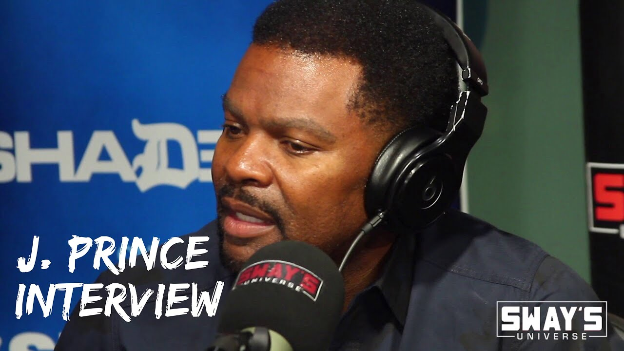 J Prince Details Drake's Unreleased Response Plus Talks Being Undefeated in Court Cases on Sway In The Morning