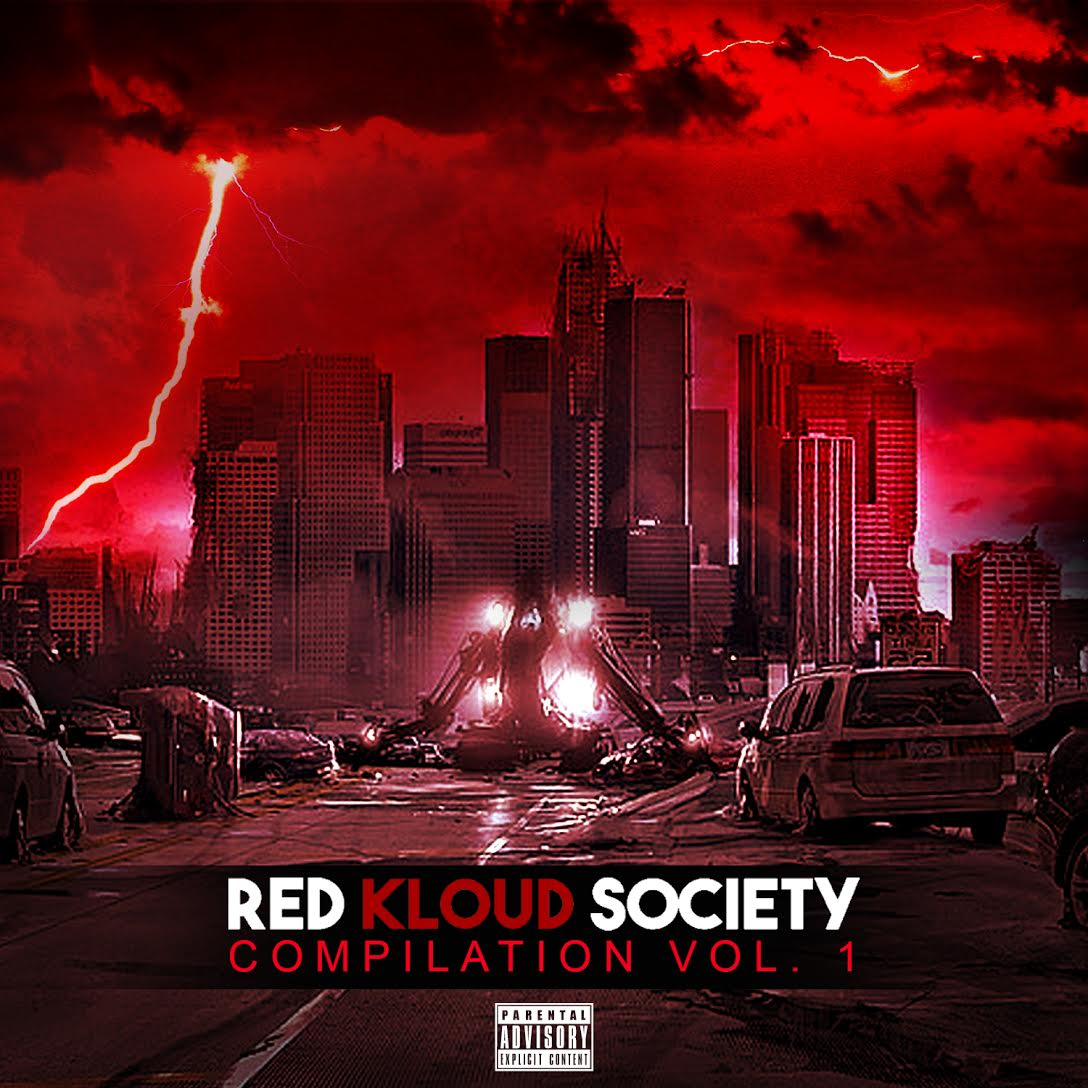 """Dj Iceberg Premieres : Red Kloud Society New Record """"Catch Me If You Can"""" (Produced by Kato On The Track)"""