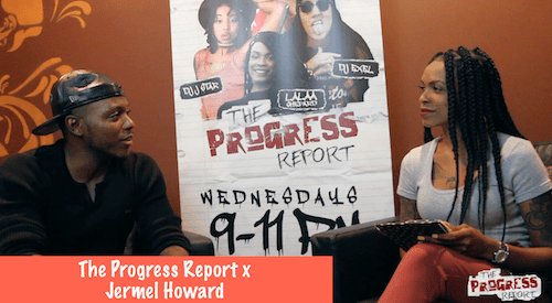 Actor Jermel Howard Speaks About His Role In The First Purge, Power, Agreeing With Tyriq's Decision Making & More On The Progress Report