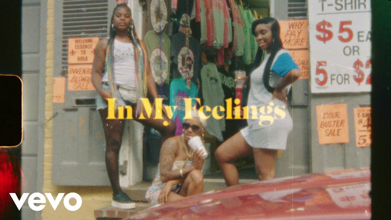 Drake – In My Feelings [Video]