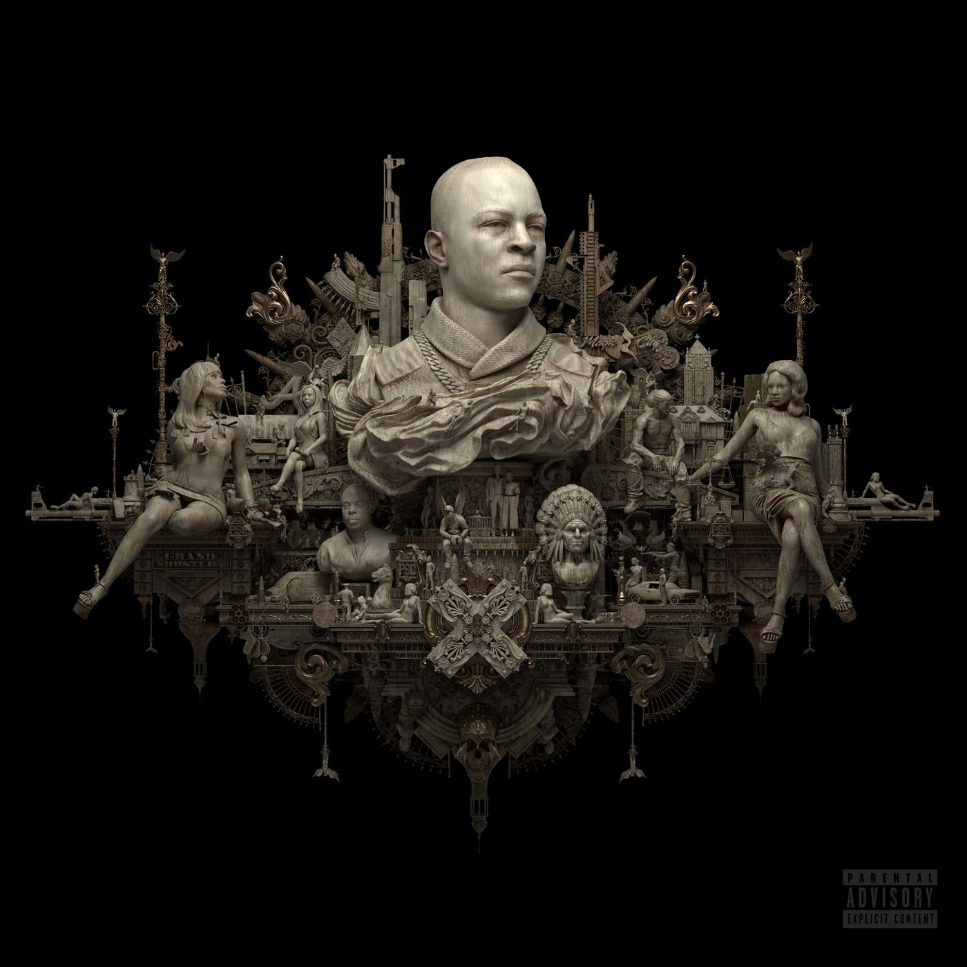 T.I. – DIME TRAP (Narrated by Dave Chappelle) [Album Stream]