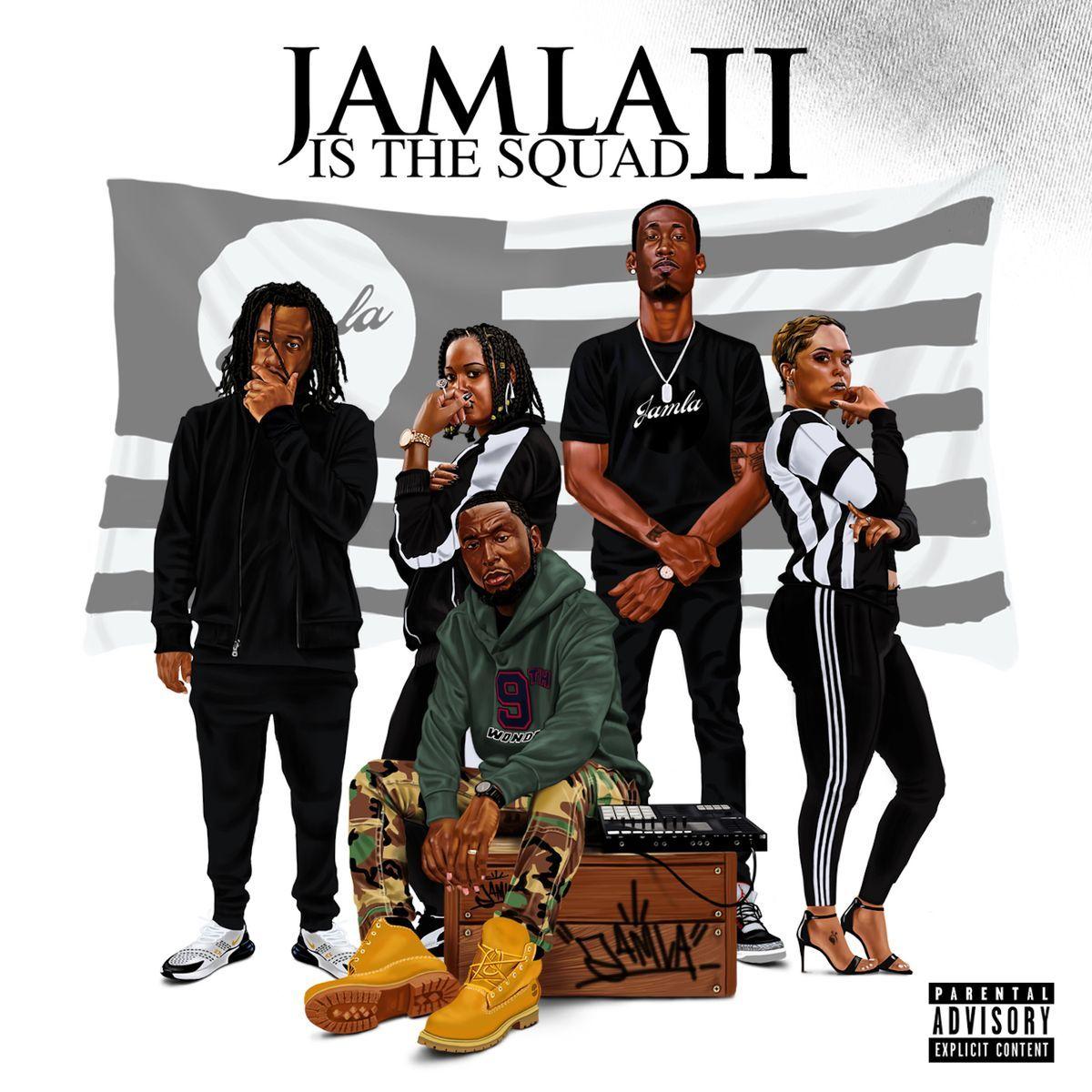 9th Wonder Presents: Jamla Is the Squad II [Album Stream]