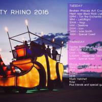 Dusty Rhino 2016
