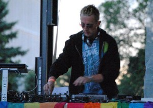artist host and dj