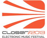 Closer Music Festival Logo