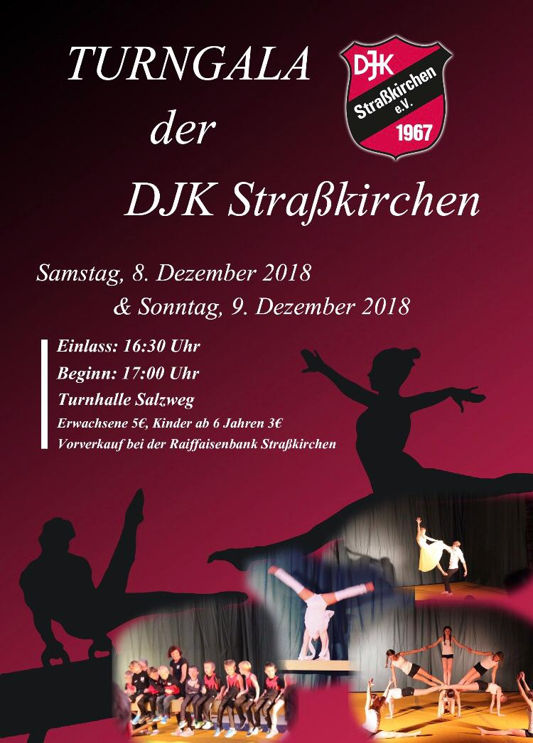 Turngala der DJK Strasskirchen