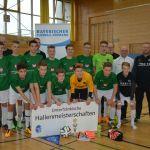 Bezirks-Hallenkreismeisterschaften
