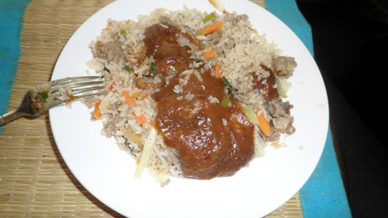Nasi food